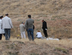 Ankarada kadın cesedi bulundu