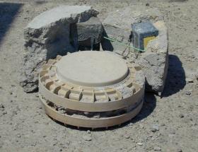 Temizlenen mayınlı arazi, eğitime tahsis edildi