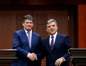 Arnavutluka desteğe hazırız