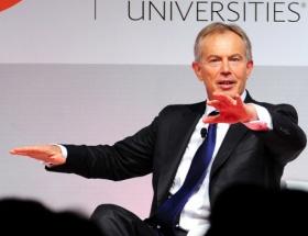 İngiltere, Tony Blairi konuşuyor!