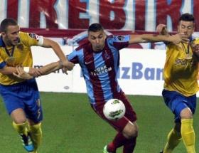 Trabzonspor yükselmeye devam ediyor