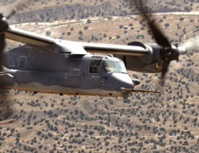 Amerikan keşif uçağı düştü: 4 ölü