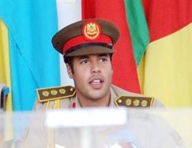 Kaddafinin en küçük oğlu öldürüldü