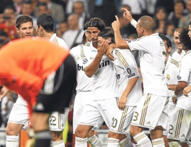 Real Madrid bu sefer teklemedi