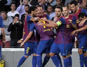 Şampiyon Barcelona !