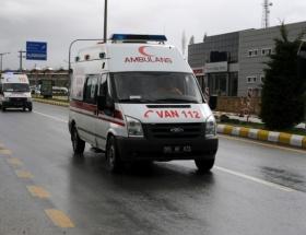 Rizede 37 ambulans standart dışı çıktı