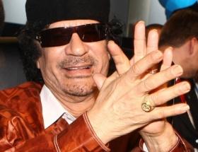 Kaddafinin sözcüsü yakalandı