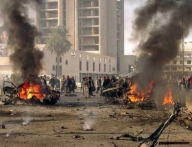 Irakta kanlı gün