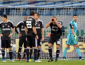 Beşiktaş tepetaklak düşüyor