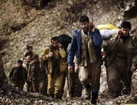 PKKlılar muhtar kaçırdı