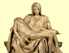 Meryem Anayı gördük