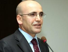 Bakan Şimşek 2011i değerlendirdi