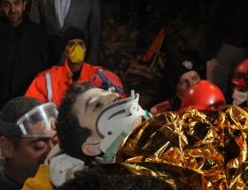 Küçük Serhat hastanede yaşamını yitirdi