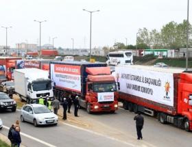 AK Parti yardımları yolda