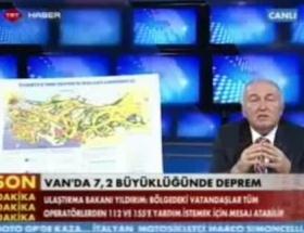 Deprem vergisi sorusuna TRT sansürü