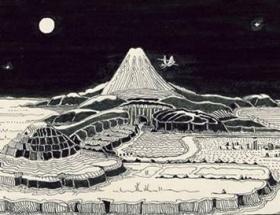 Tolkienin Hobbit çizimleri yayımlanacak