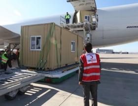 İsrail yardımı Ankarada