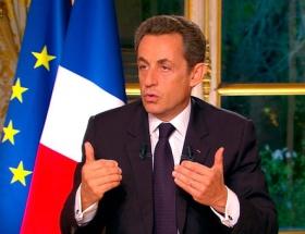 Sarkozy, Ermeni temsilcilerini kabul etti