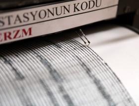 Vanda 4.3lük deprem