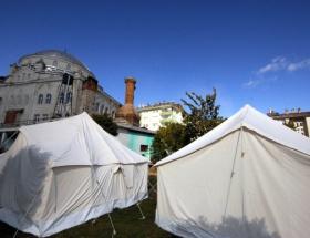İspanyadan 329 kışlık aile çadırı