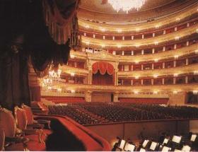 Bolşoy Tiyatrosu perdelerini açtı