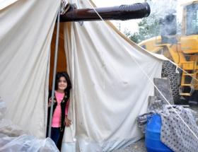 Risk grubundaki depremzedelere aşı