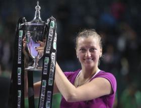 Şampiyon Kvitova !