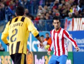 Atletico Madrid kazanan taraf oldu