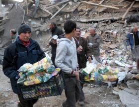 Van depremi 600 bin kişiyi etkiledi
