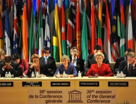 Filistinin üyeliği UNESCOyu krize soktu