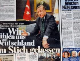 Alman basınının hedefi Erdoğan