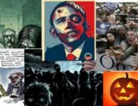 Zombi Obama tartışma yarattı