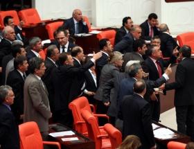 Mecliste tashih ve gözlük gerginliği