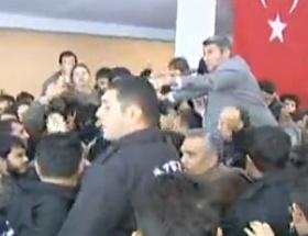 Yargıtay üyelerine N.Ç. protestosu