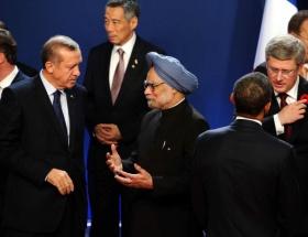 2015te G-20nin lideri Türkiye