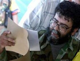 FARC lideri öldürüldü