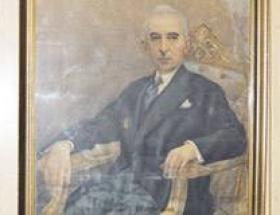 70 yıldır aranan tablo CHP binasından çıktı