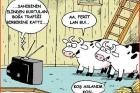 Kurbanlık karikatürler