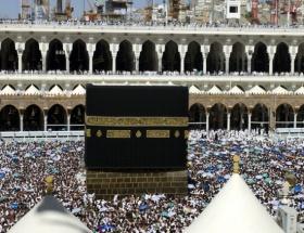 Kâbedeki Osmanlı mirası yıkılıyor