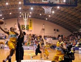 Basket maçının ardından olaylar çıktı