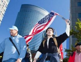Wall Street protestosu 3. ayında