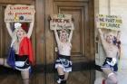 FEMENin yeni hedefi müslüman ülkeler