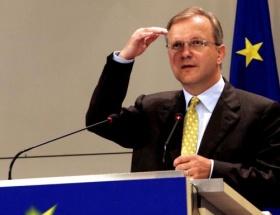 Rehn: SPnin kararından üzüntü duydum