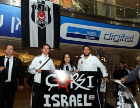 Çarşı İsrailde!