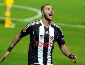 Beşiktaş, Quaresma ile coştu