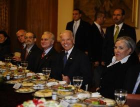 Ankarada ağır kahvaltı