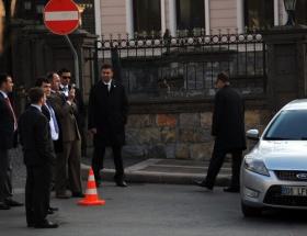 Erdoğanı evinde ziyaret edecek