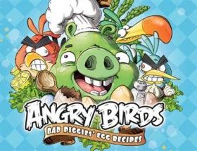 Angry Birds mutfağa giriyor