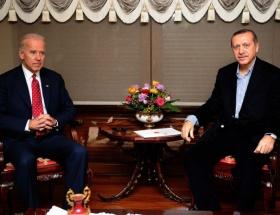 Başbakan Erdoğan, Biden ile görüştü