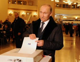 Çinden Putine barış ödülü